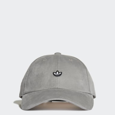 Originals Grey Adicolor Premium Essentials Suede Cap