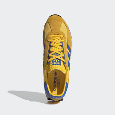 Originals Racing 1 Schuh Gold