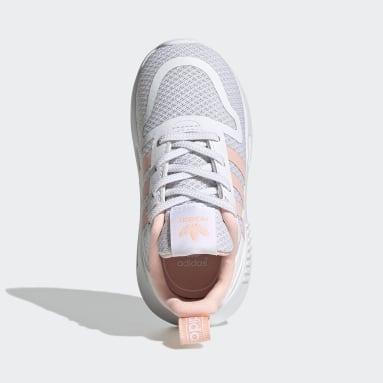 Børn Originals Hvid Multix sko