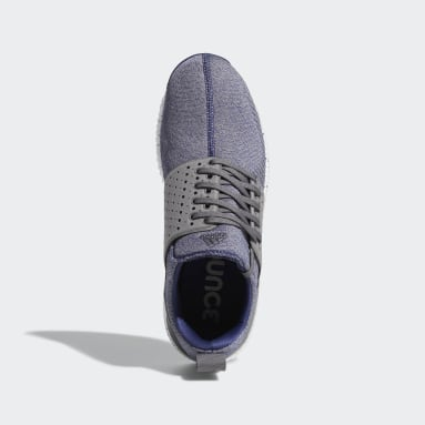 Golf Blue Adicross Bounce Shoes