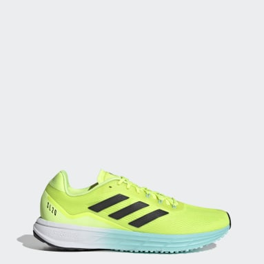 Men Running Yellow SL20 Shoes