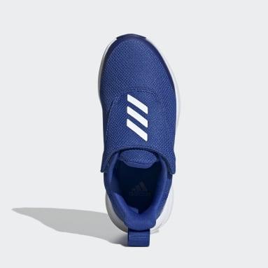 Çocuklar Koşu Mavi FortaRun AC Ayakkabı