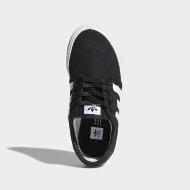 Kids 4-8 Years Originals Black Seeley Shoes