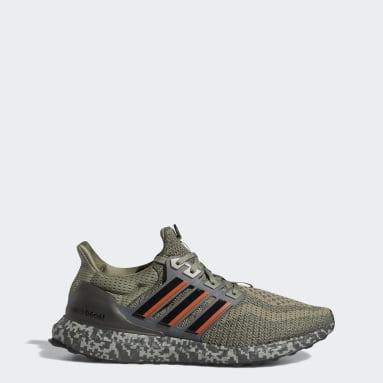 Running Green Ultraboost DNA Shoes
