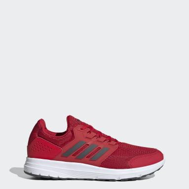 Zapatillas Galaxy 4 Rojo Hombre Running