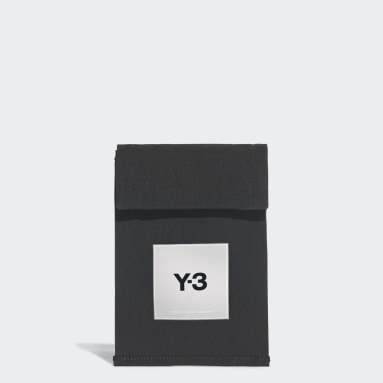Y-3 Black Y-3 CH3 Pocket Bag