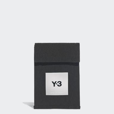 Y-3 zwart Y-3 CH3 Pocket Tas