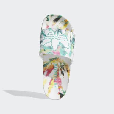 Men's Originals White Adilette Lite Slides
