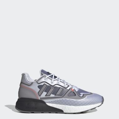 Originals White ZX 2K Boost Futureshell Shoes