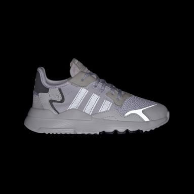 Kids 4-8 Years Originals White Nite Jogger Shoes