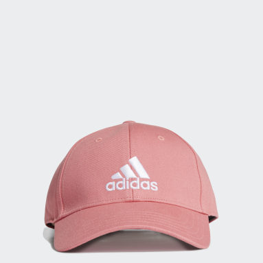 Field Hockey Pink Baseball Cap