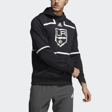 Men's Hockey Multi Kings Under the Lights Pullover Hoodie