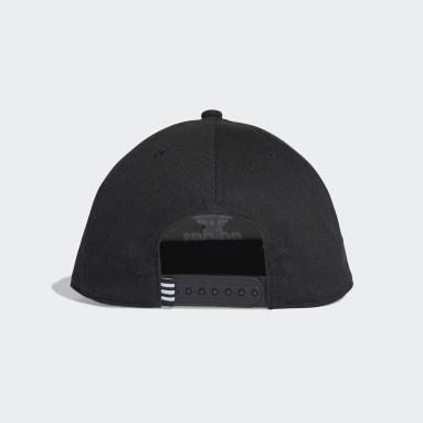 Gorra Trifolio Snapback (UNISEX) Negro Originals