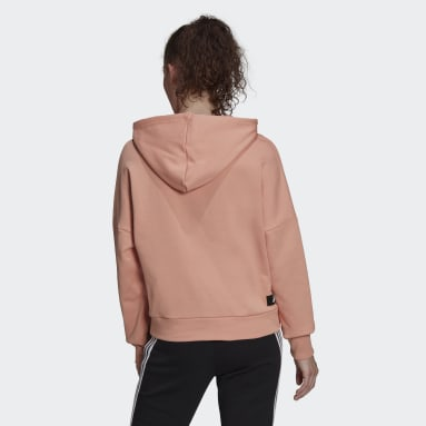 Sudadera con capucha adidas Sportswear Future Icons Rosa Mujer Sportswear