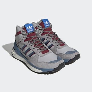 Chaussure Marathon Human Made Gris Originals