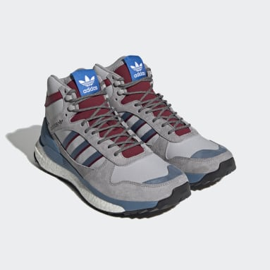 Originals Grijs Marathon Human Made Schoenen