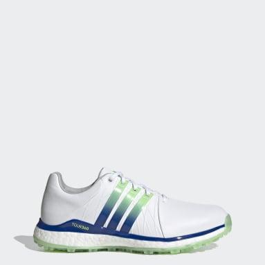 Women Golf White TOUR360 XT-SL Spikeless Golf Shoes