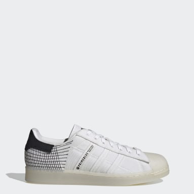 Originals White Superstar Primeblue Shoes