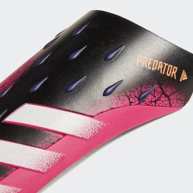 Futbal čierna Chrániče predkolenia Predator League