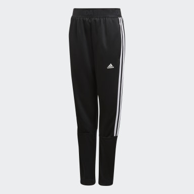 Boys Gym & Training Black Tiro Tracksuit Bottoms
