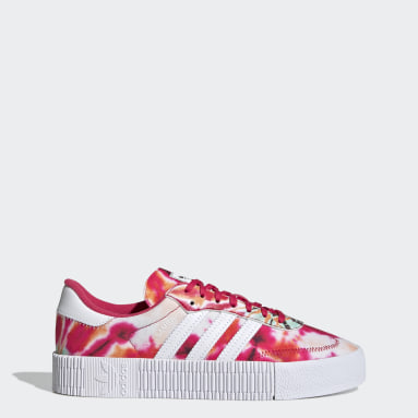 Sapatos SAMBAROSE Rosa Mulher Originals
