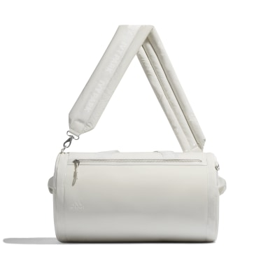 Originals White Padded Duffel Bag