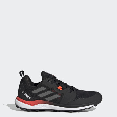 Sapatos de Trail Running TERREX Agravic Preto TERREX