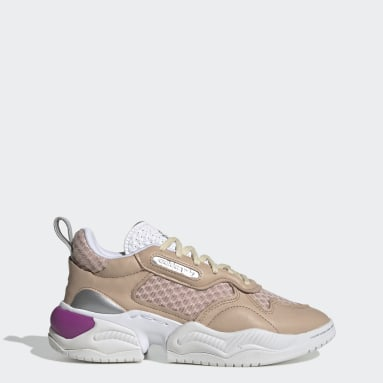 Women's Originals Beige Supercourt RX Shoes
