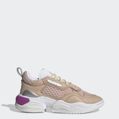 Women Originals Beige Supercourt RX Shoes