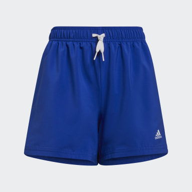 Boys Lifestyle Blue adidas Essentials Chelsea Shorts