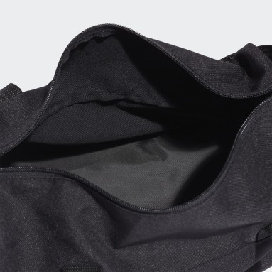 Linear Duffel Bag Czerń