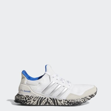 Women's Running White Ultraboost DNA Shoes