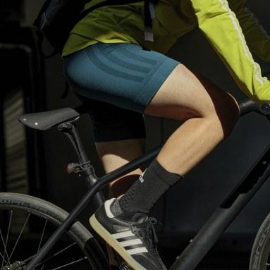 Scarpe da ciclismo The Velosamba Nero Ciclismo