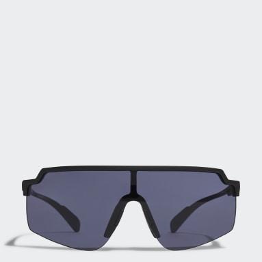 Wielrennen Zwart Sport Zonnebril SP0018