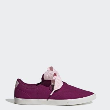 Zapatillas adidas Sleek Lo Relace Granate Mujer Originals