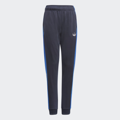 Kids Originals Blue adidas SPRT Collection Track Pants