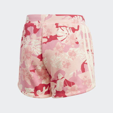 Pantalón corto Blanco Niña Originals