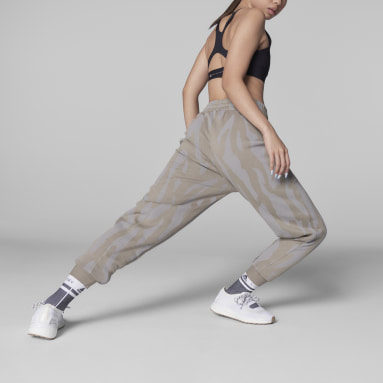 adidas by Stella McCartney Sportswear College Sweat Pants Zielony