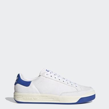 Originals White Rod Laver Shoes
