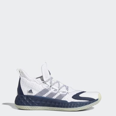 Basketball White Pro Boost Low Shoes