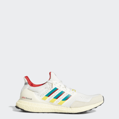Chaussure Ultraboost DNA 1.0 blanc Course