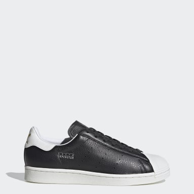 Originals Black Superstar Pure Shoes