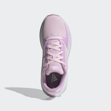 Çocuklar Koşu Pembe Runfalcon 2.0 Ayakkabı