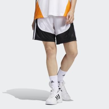 Women's Basketball White 365 Women in Power Shorts
