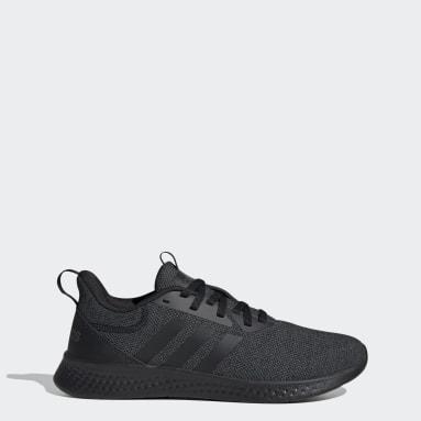 Walking zwart Puremotion Schoenen