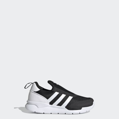 Children Originals Black ZX 360 Shoes