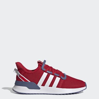 Originals červená Boty U_Path Run