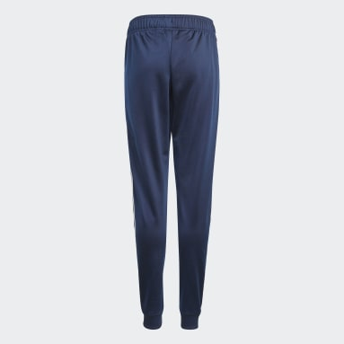 Kids Originals Blue Adicolor SST Track Pants