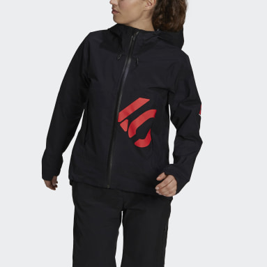 Chaqueta impermeable Five Ten Bike All-Mountain Negro Mujer Five Ten