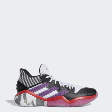 Zapatillas de básquet Harden Stepback Blanco Hombre Basketball
